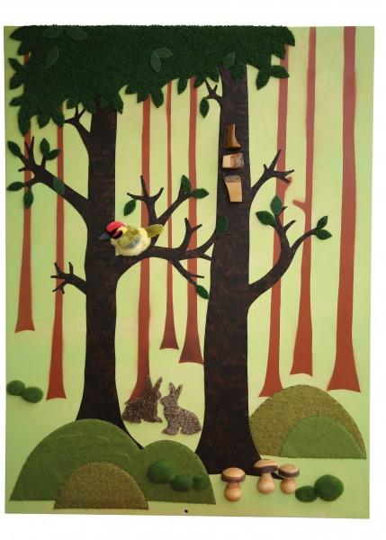 Waldimpressionen Häschen