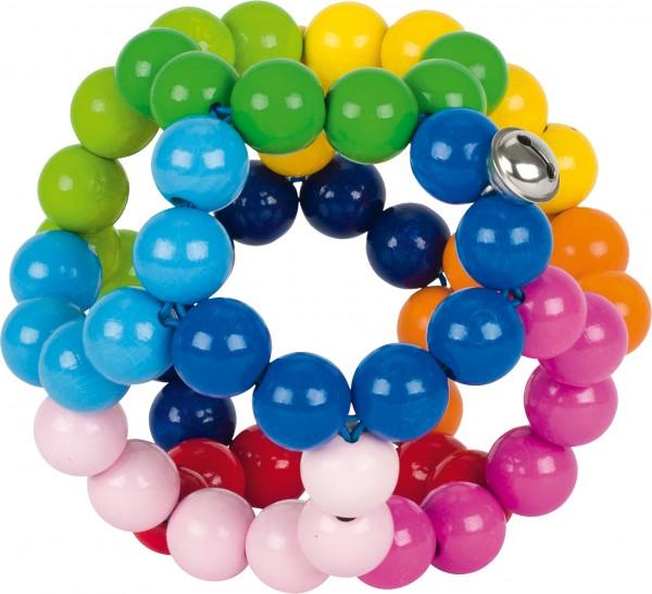 Regenbogenperlenball