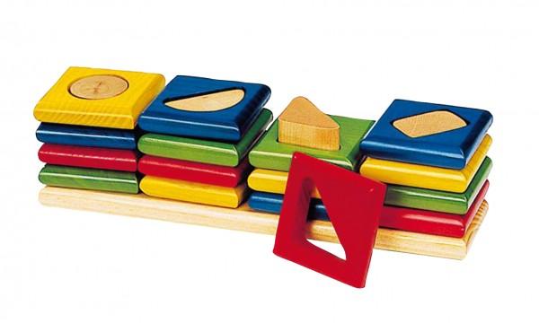 Quadrat und Formen