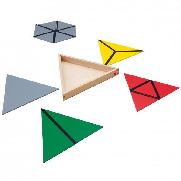 Konstruktive Dreiecke (GAM)