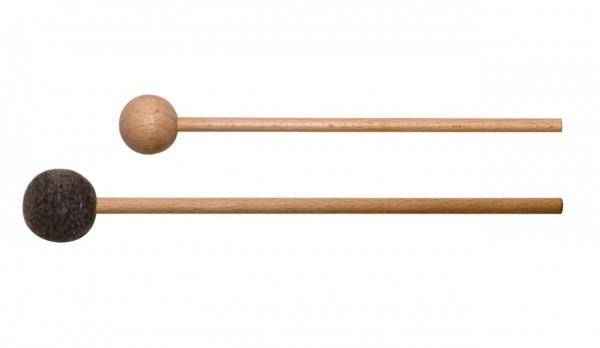 Schlägel für Tamburin/Rahmentrommel