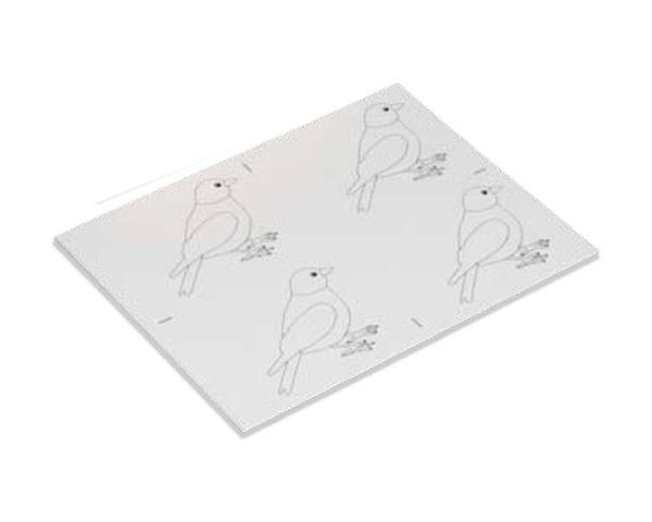 Kopiervorlagen für Tierpuzzles