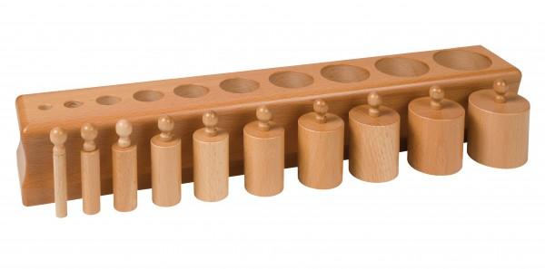 Block mit Zylindern 2 Nienhuis