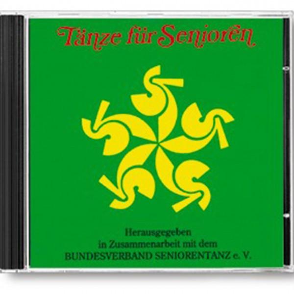 Tänze für Senioren CD
