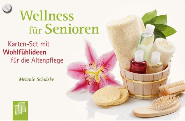 Wellness für Senioren Karten-Set
