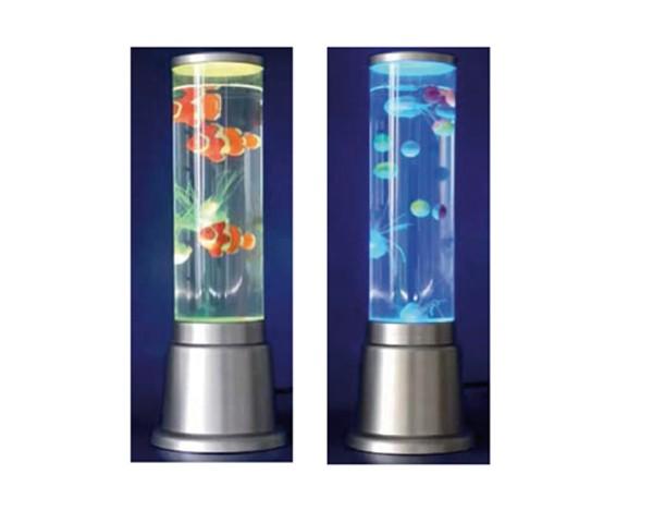 Wassersäulen-Lampen