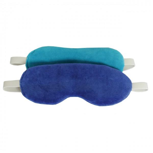 Entspannungsmaske (Farbe dunkelblau)