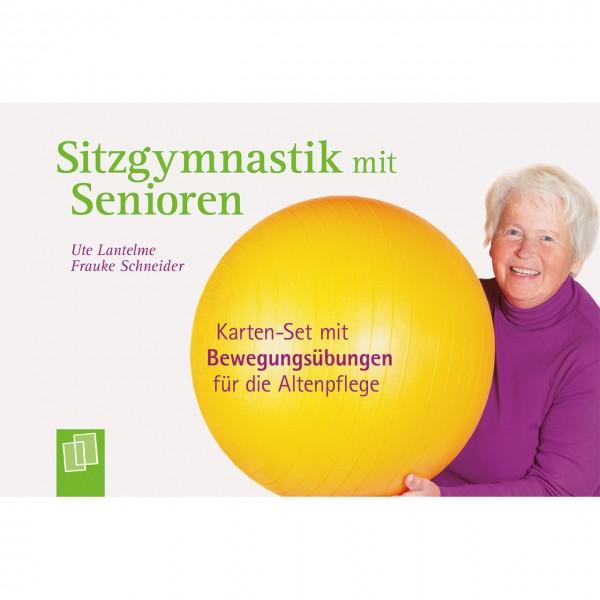 Sitzgymnastik mit Senioren Karten-Set