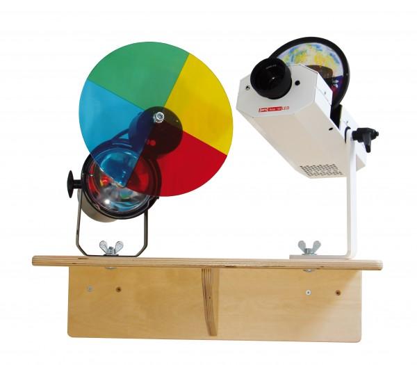 Wandkonsole für Projektor & Spot