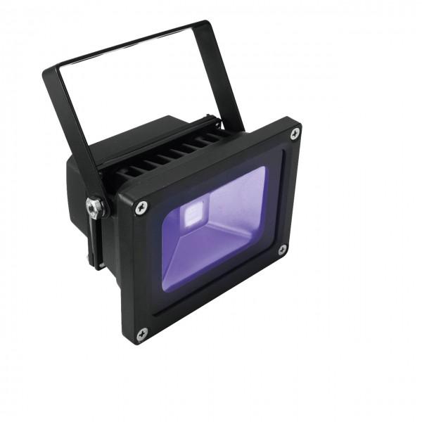 UV-LED Scheinwerfer eckig/30 W