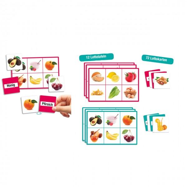 72 Lebensmittel Lotto