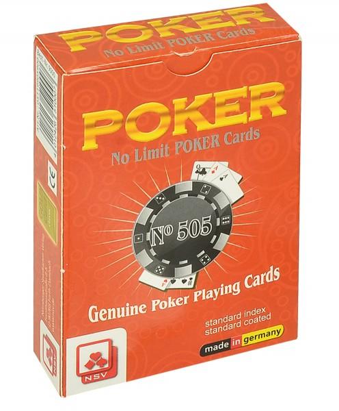 Poker Trickkarten
