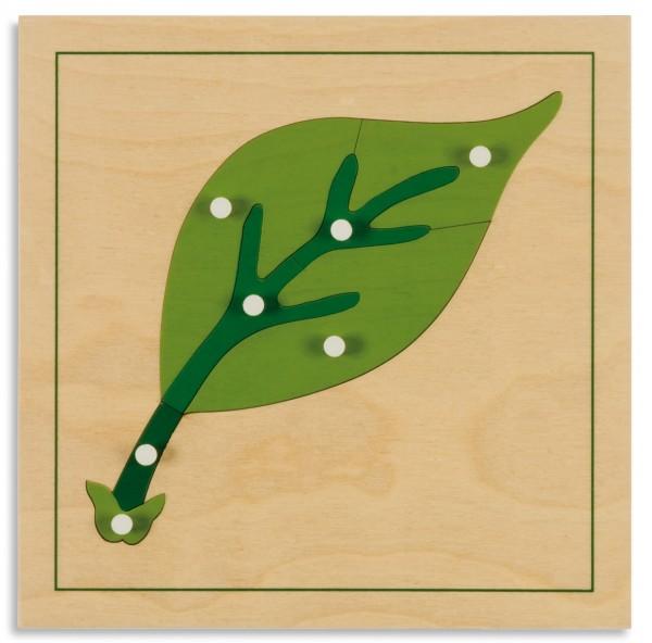Botanische Puzzle - Blatt Nienhuis (Aktionspreis MM 150)
