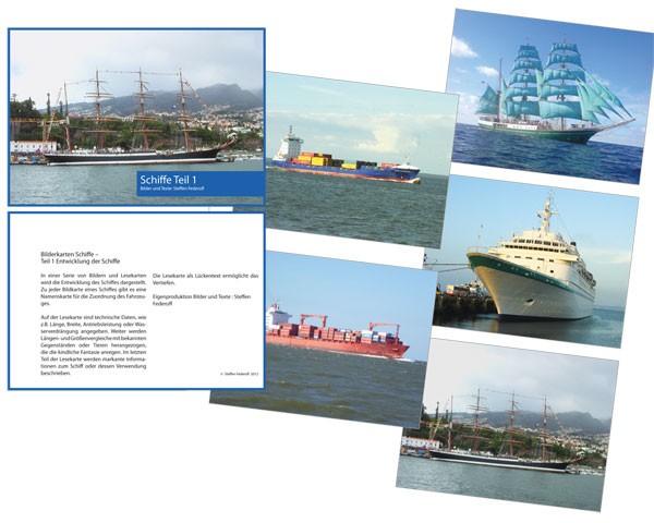 Lernkarteien Schiffe