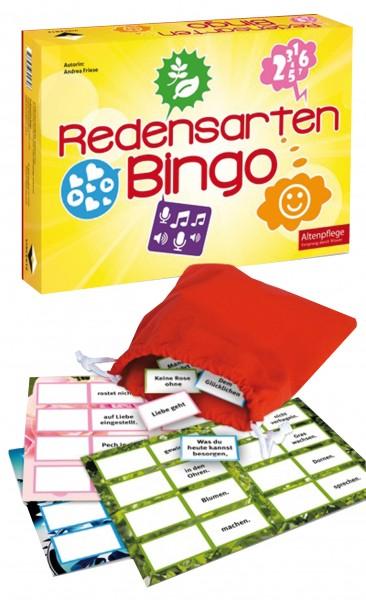 Redensarten Bingo