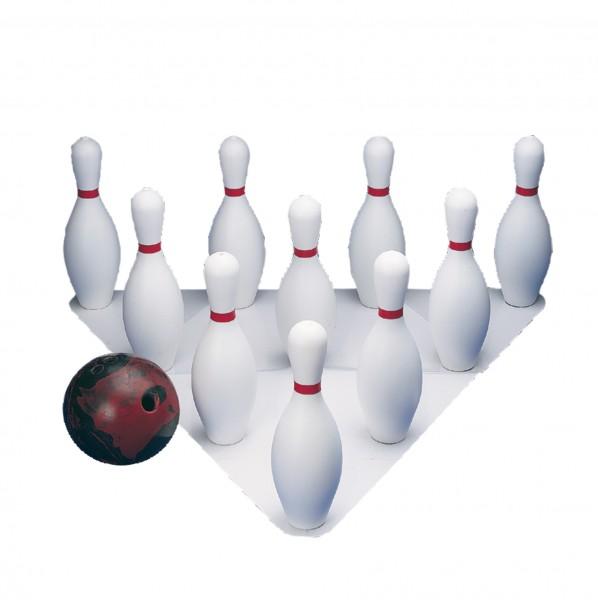 Bowlingspiel aus Kunststoff