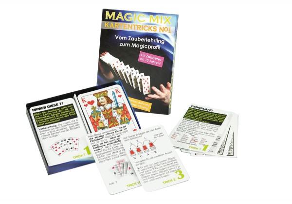 Magic Mix Kartentricks