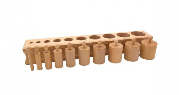 Block mit Zylindern 2 (GAM)