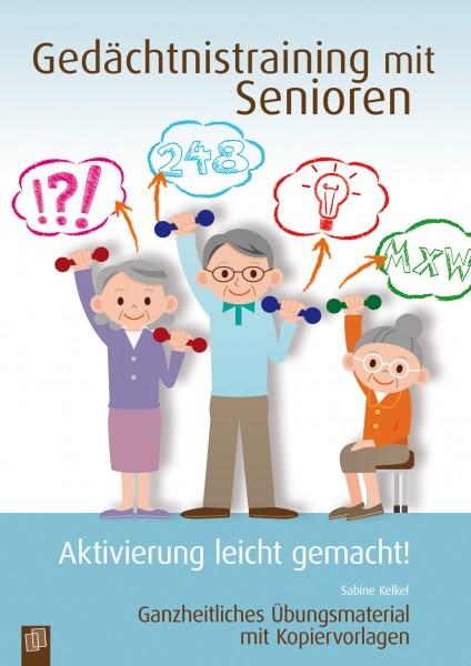 Gedächtnistraining mit Senioren