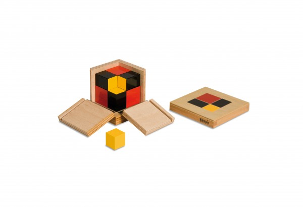 Binomischer Würfel algebraisch Nienhuis