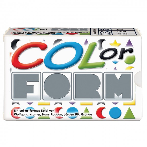 COL or FORM