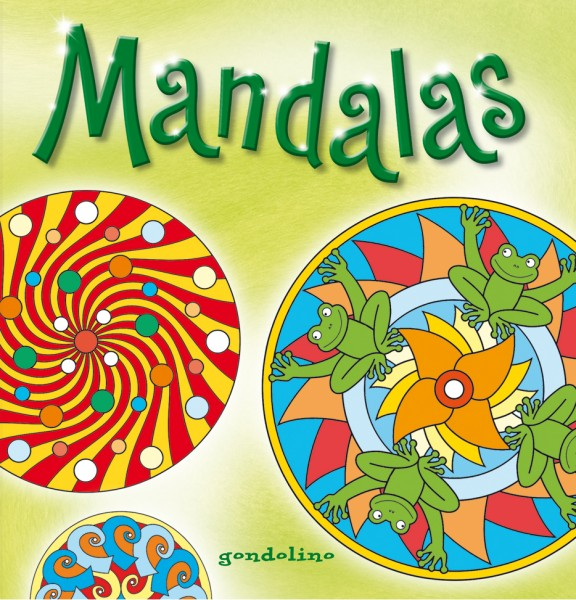 Mandala Ausmalbücher