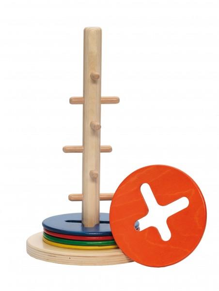 Puzzle-Wuzzle-Maschine Vertikal