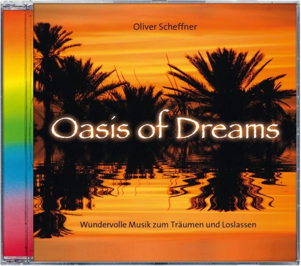 Oasis Of Dreams (CD)