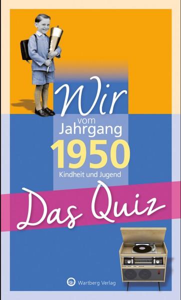 Wir vom Jahrgang 1950 Das Quiz