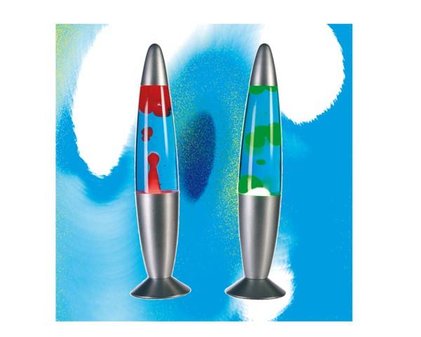 Lavalampe Rocket