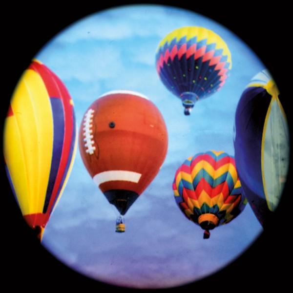 """Ballonfestival (Motivdia 6"""" für SolarLed)"""