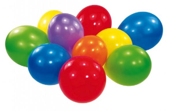 Spiel und Spaßballone