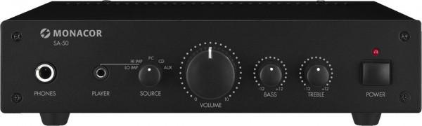 Verstärker für unsere Lautsprecher