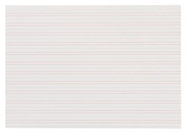 Schreibpapier doppelt liniert 4 mm (250 Blatt)