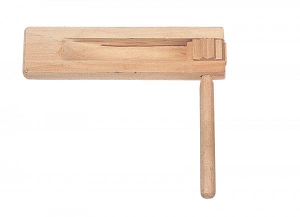 Rätsche aus Holz