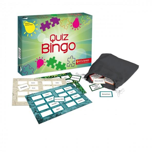 Quiz Bingo
