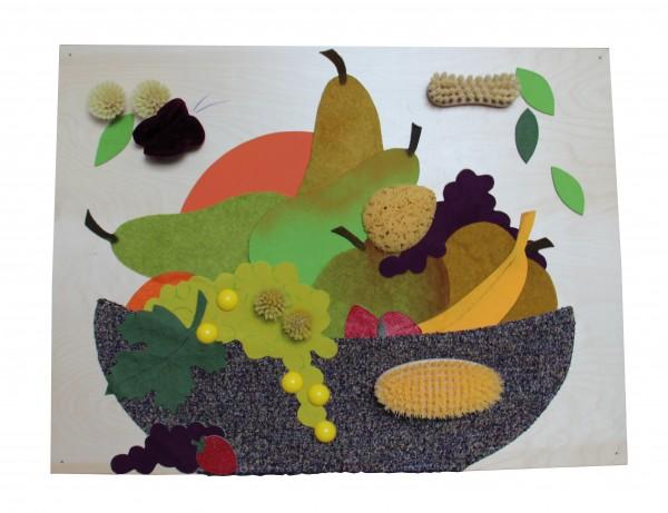 Tastbild Obstkorb