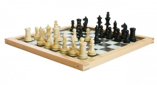Schach FAMILY Line magnetisch (37cm)