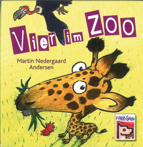 Vier im Zoo