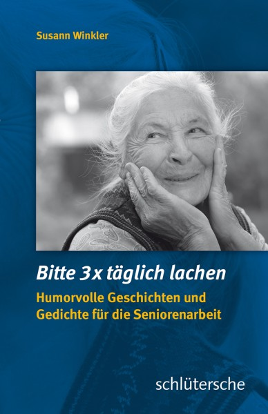 Bitte 3 x täglich lachen