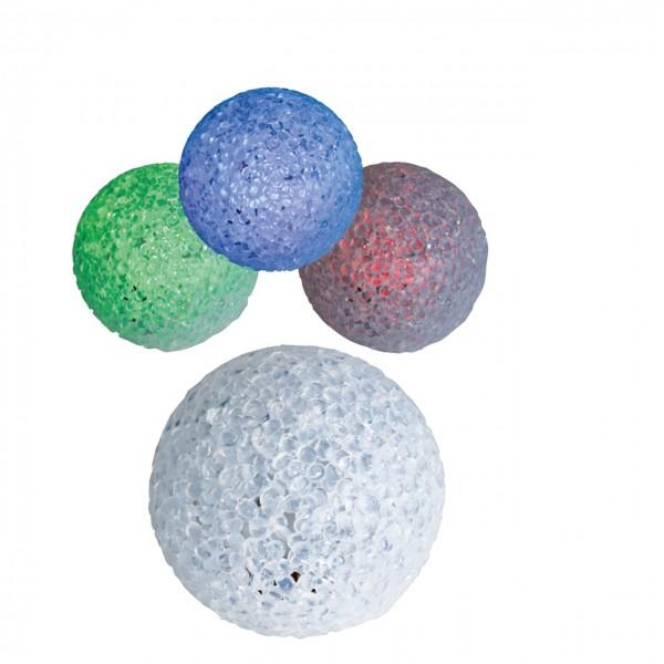 Eiskugel mit LED (ca. 5,5 cm)