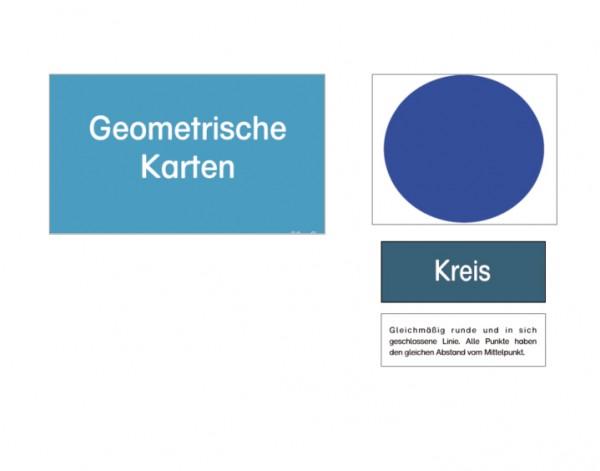 Geometrische Karten