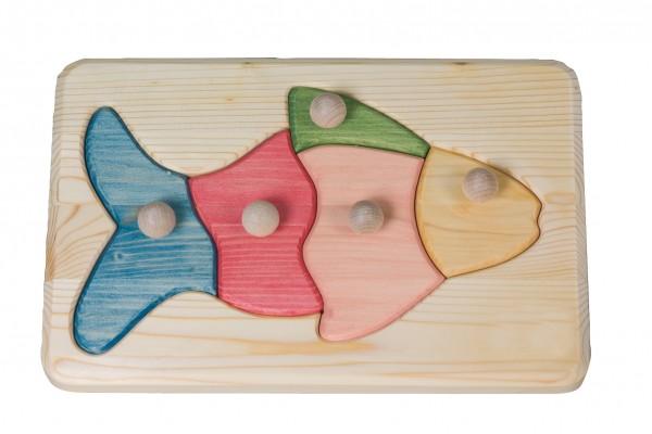 Puzzle Fisch 5-tlg.