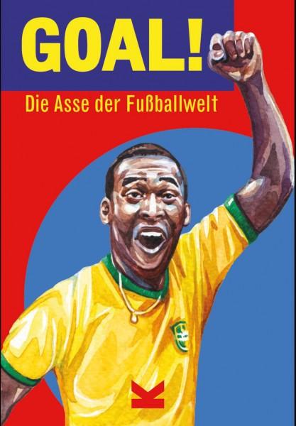 GOAL - Tooor! Kartenspiel Die Asse der Fußballwelt