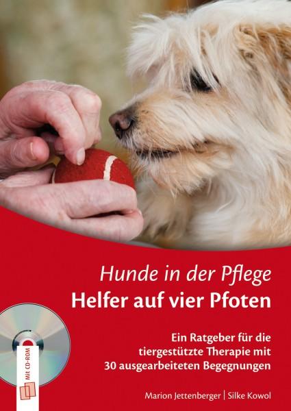 Hunde in der Pflege - Helfer auf 4 Pfoten