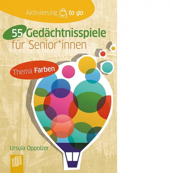 55 Gedächtnisspiele für Senior*innen Neuer Preis Sept.20