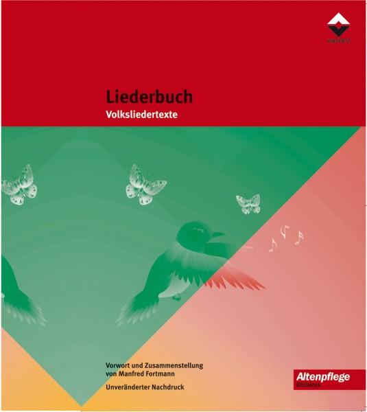 Liederbuch Volksliedertexte & CD