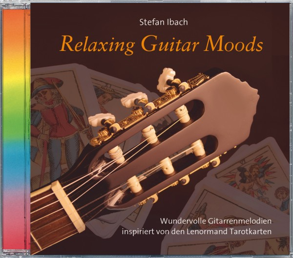 Relaxing Guitar Moods (CD)