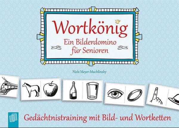 Wortkönig Bilderdomino Gedächtnistraining