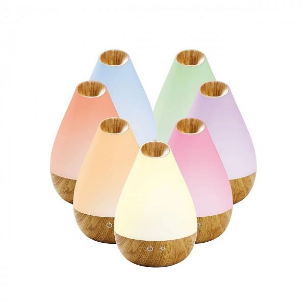 AROMA DIFFUSOR mit sanftem LED-Farbwechsel